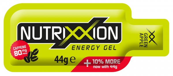 Nutrixxion Energy Gel XX Force Green Apple