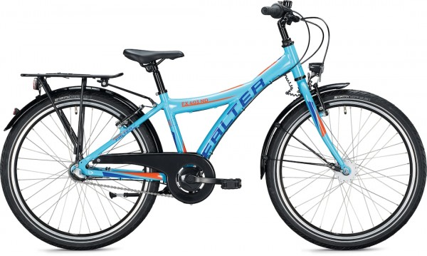 "Falter FX 403 ND Y-Typ 34 24"" light blue-orange Aluminium"
