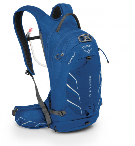 Osprey Raptor 10 Hydration Pack Persian Blue