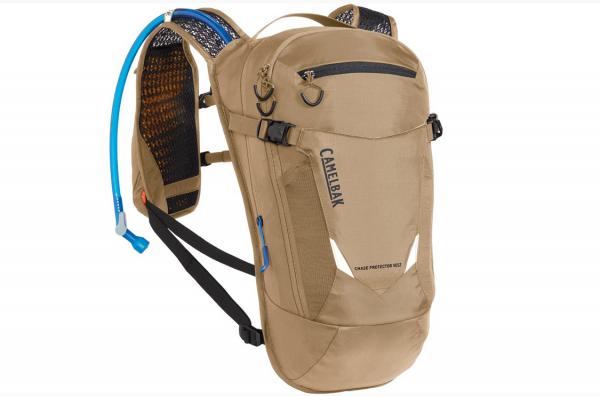 Camelbak Trinkrucksack Chase Protector Vest kelp/russet orange