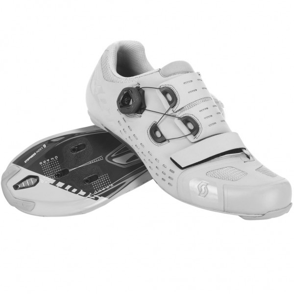 Scott Shoe Road Premium matt grey gloss grey