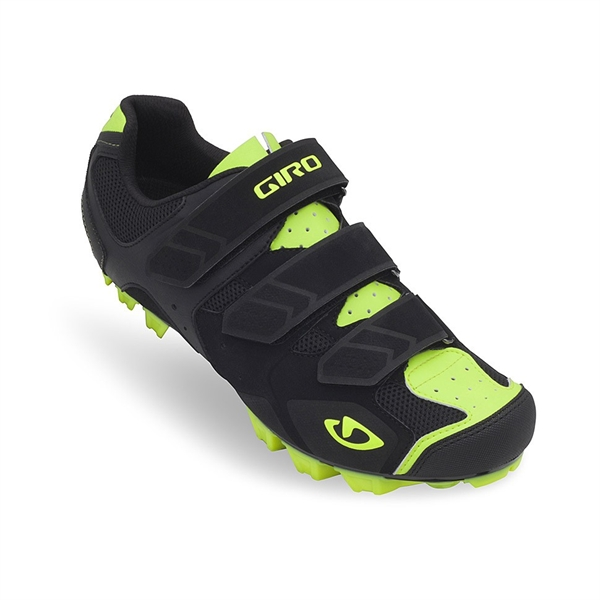 Giro Carbide MTB Schuh black/highlight yellow