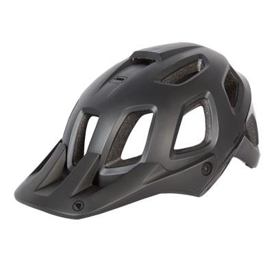 Endura Singletrack II Helm schwarz
