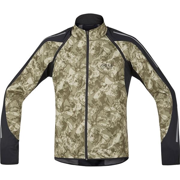 Gore Bike Wear Phantom Print 2.0 WS SO Jacket camouflage