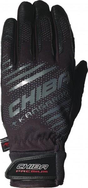 Chiba Premium Winter Gloves black