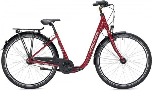 """Falter City/Urbanbike C 3.0 Comfort 28"""" glossy Red"""
