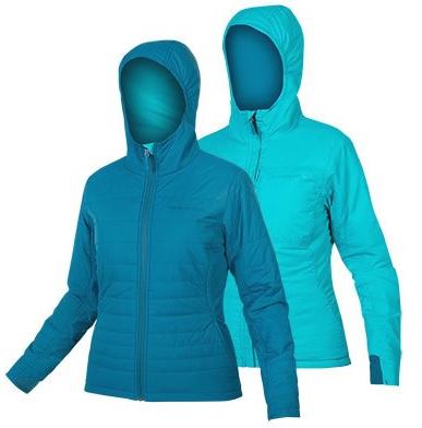 Endura WMS Hummvee Flip Jacket Women pacific blue