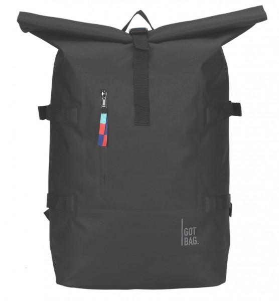GOT BAG 4 Ocean Rolltop Rucksack made of ocean plastic * 100% wasserdicht * 23 Liter Volumen