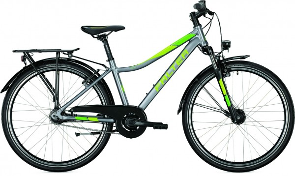Falter FX 607 ND Deep Diamant 26'' anthracite-lime