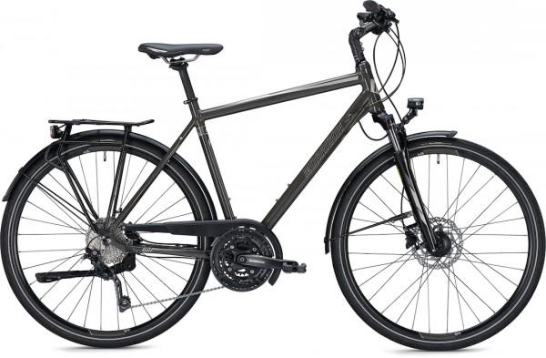 """Morrison Trekkingbike T 5.0 Herren 28"""" glänzend titanium 60 cm"""