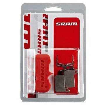 SRAM Bremsbeläge für Level Scheibenbremsen - organisch
