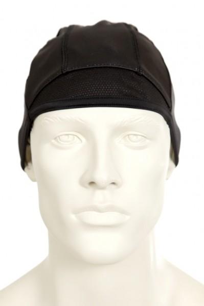 Zwölfender Helmhaube schwarz