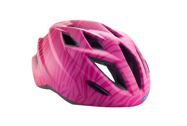 Met Gamer Helmet Texture Pink - Unisize