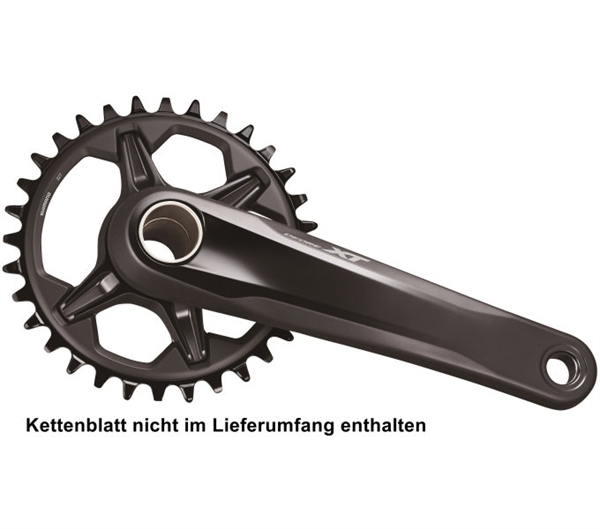 Shimano XT Crank-Set FC-M8100-1, 12-speed without chainring