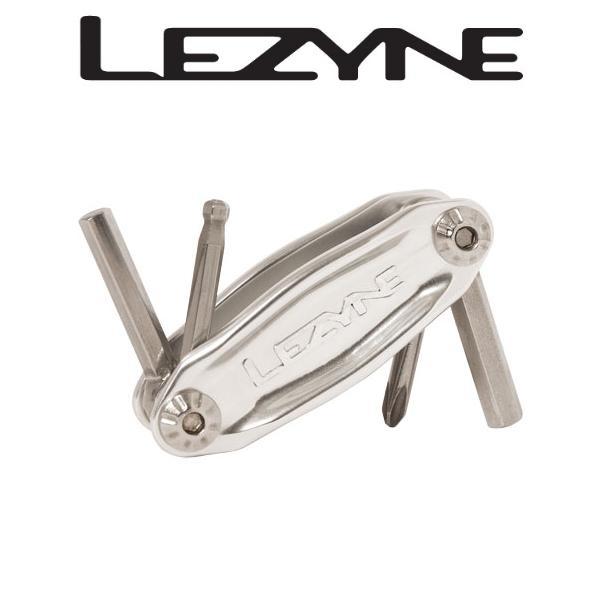 Lezyne Stainless-4 Multi Tool 58g