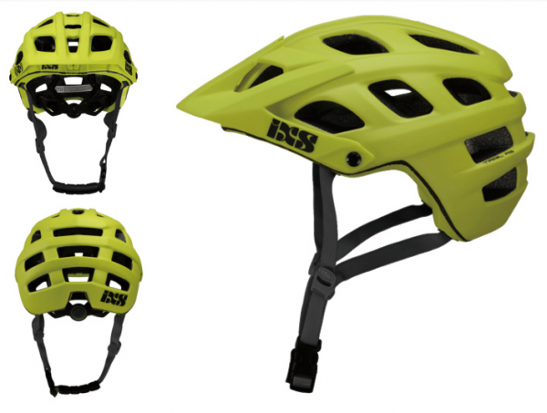 IXS Trail RS Evo Helm fluo yellow