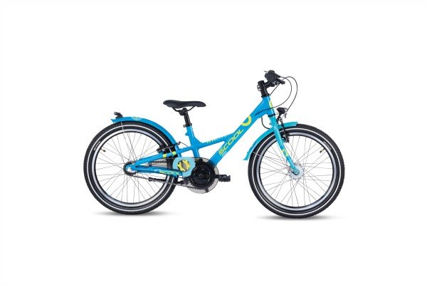 S´COOL XXlite 20 alloy 3-speed blue/petrol