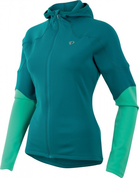 Pearl Izumi Women Elite Thermal Hoody deep lake/grumdrop