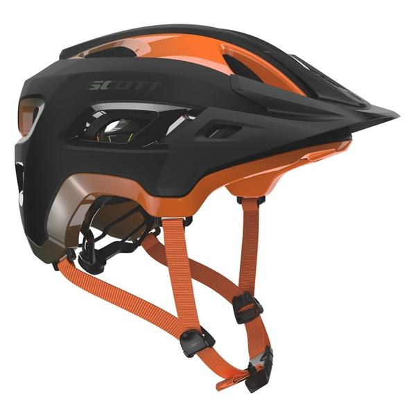 Scott Helm Stego - metal green orange