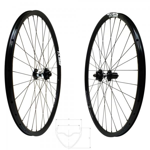 DT Swiss 350 Disc IS Atmosphere 25 XL Comp Race Wheelset 650b 1670g