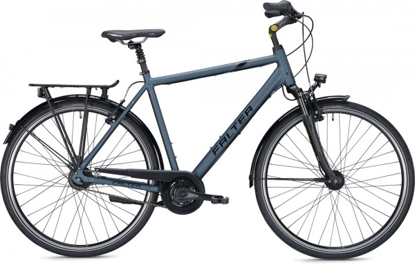 "Falter City / Urbanbike C 5.0 28 ""Matt blue"