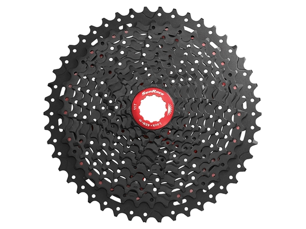 Sunrace Cassette CSMX8EAX 11-speed 11-40 black
