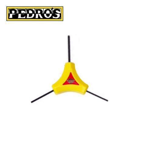 Pedros Y-Wrench - Y-Inbus 2, 2.5, 3mm