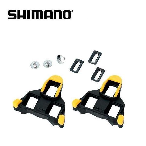 Shimano SPD-SL SM-SH11 Cleats Yellow