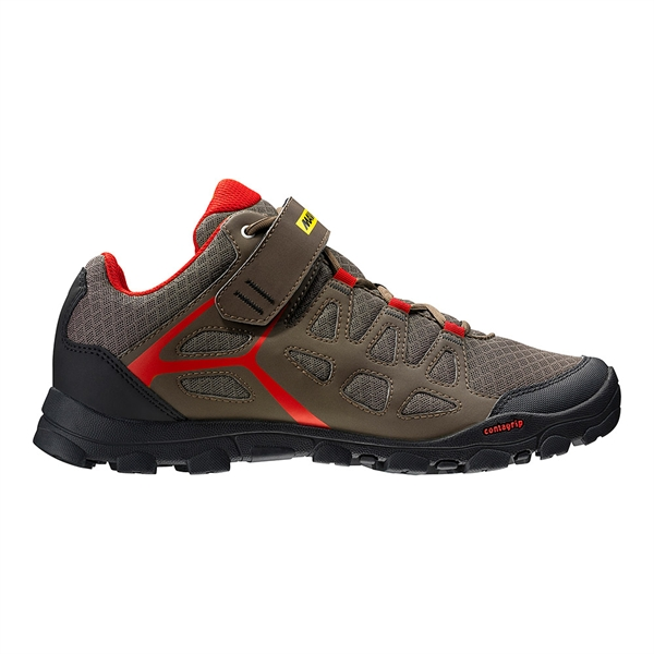 Mavic Crossride MTB Shoe canteen/fiery red