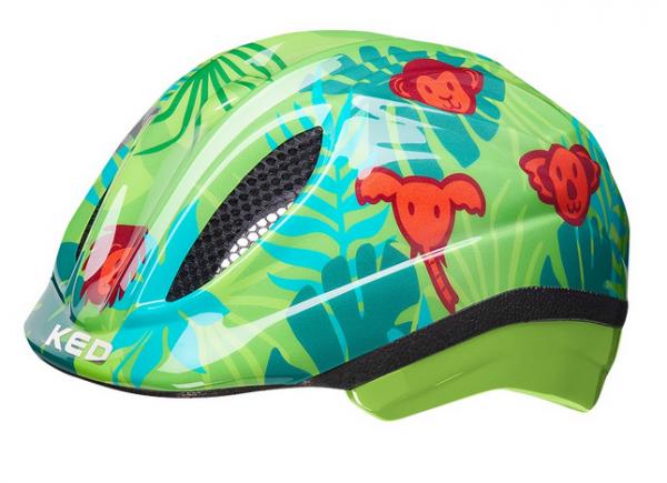 KED Meggy II Trend Kinder Helm safari green