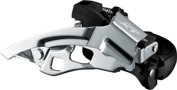 Shimano XT Umwerfer FD-T8000 3x10 low clamp