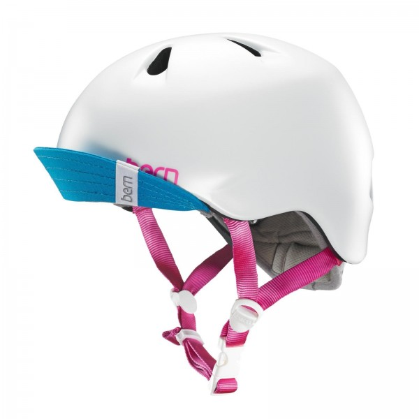 Bern child helmet Nino white