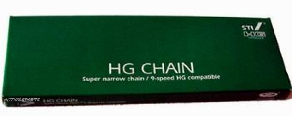 Shimano Chain Deore CN-HG53 9-speed