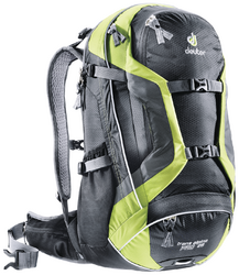 Deuter Trans Alpine Pro 28 schwarz / kiwi