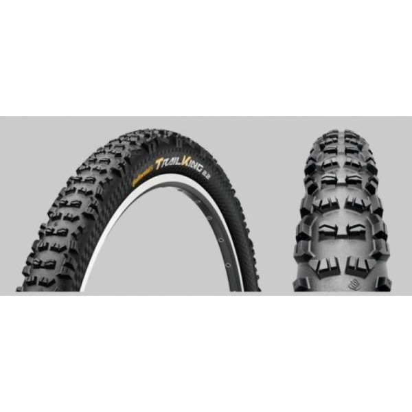 Continental TRAIL KING 2.2 650B 27,5x2,2 ProTection foldable