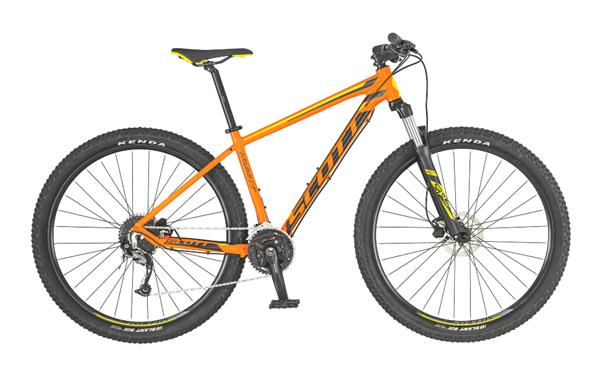 Scott Aspect 940 orange/gelb 2019