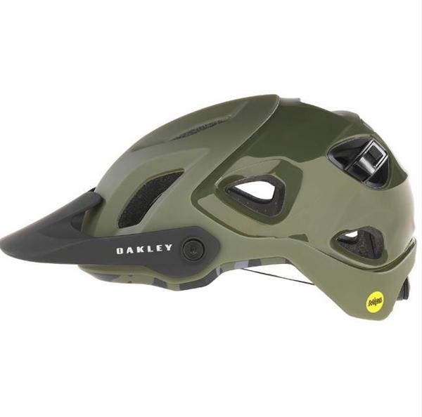 Oakley DRT5 MTB Helm olivgrün