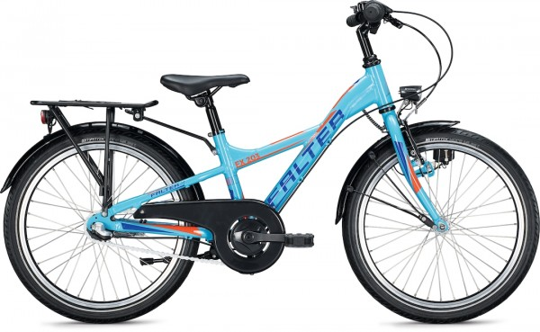"""Falter FX 203 Y-Lite 28 20"""" light blue-orange Aluminium"""