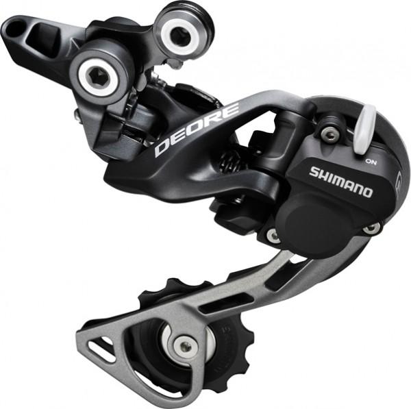 Shimano Deore Schaltwerk RD-M615 GS Shadow+ black