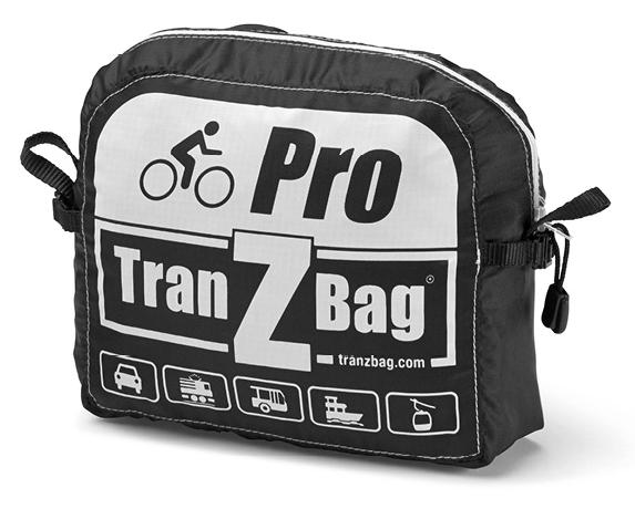 TranZbag Pro black
