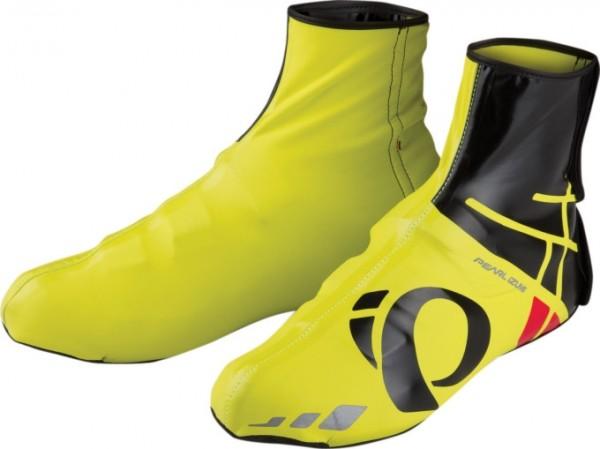 Pearl Izumi P.R.O. Barrier WxB Shoe Cover screaming yellow %