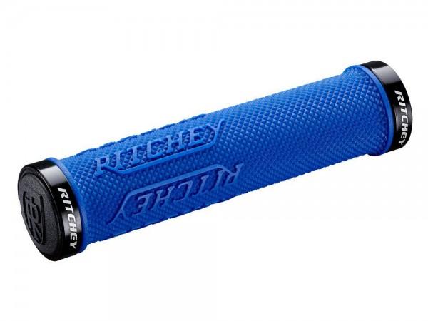 Ritchey WCS Truegrip X Lock Griffe - royal blue