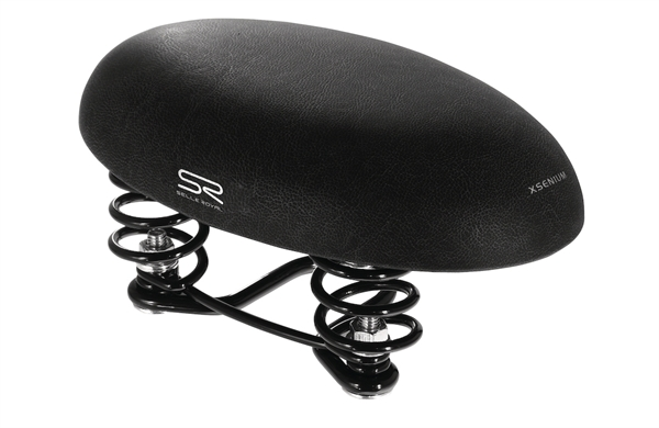 Selle Royal City Saddle Rok Classic Relaxed