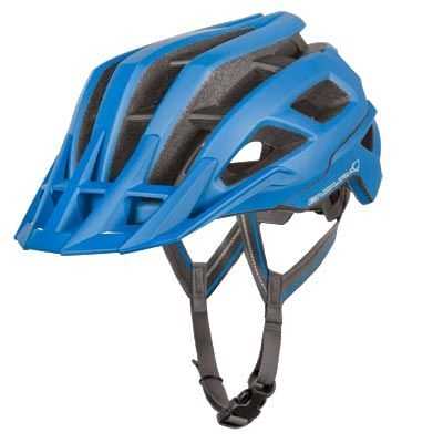Endura Singletrack Helm ultramarine