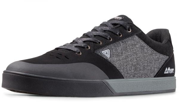 Afton Keegan Flatpedal Shoe Black/ Heathered