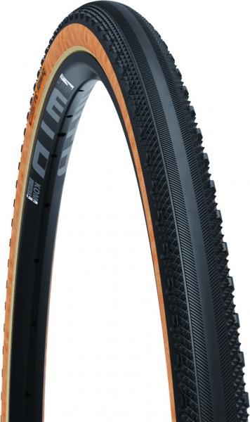 WTB tyre Byway TCS 700c 34 mm / black-tan