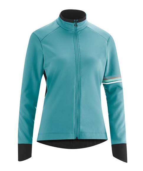 Gonso Draina Damen Softshell Jacke north sea