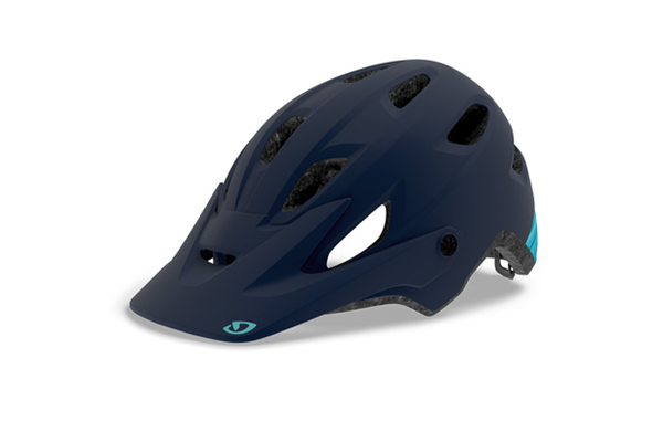 Giro Chronicle Mips Helm mat midnight/faded teal