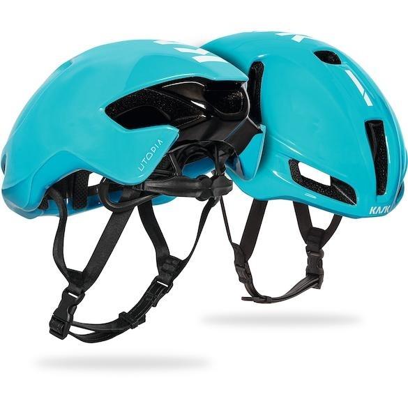 Kask Helm Utopia Light Blue