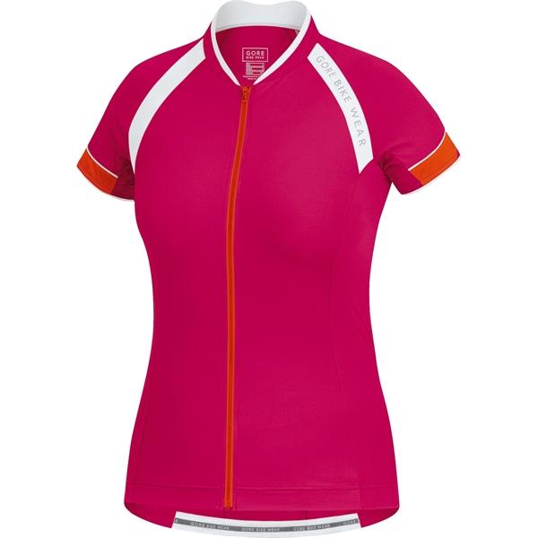 Gore Bike Wear Power 3.0 Lady Trikot jazzy pink/blaze orange 5